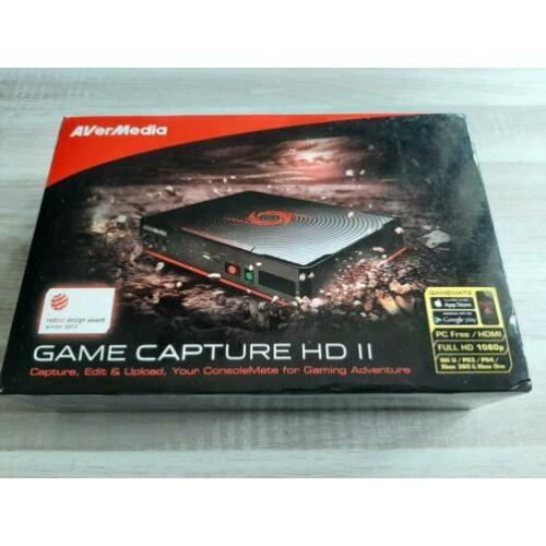AVerMedia C285 Game Capture HD II