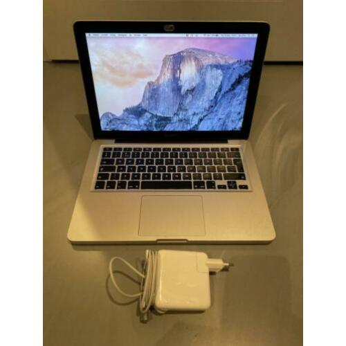 MacBook Pro 13 inch late 2011 + SSD 480 GB