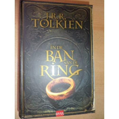 In de ban van de ring. (Lord of the rings)
